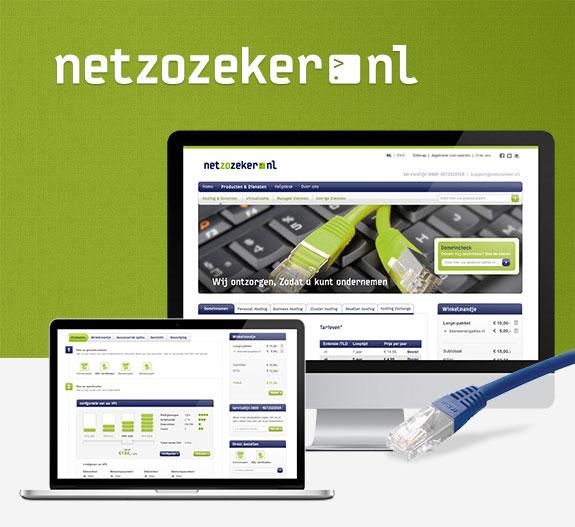 Webdesign voor NetZoZeker